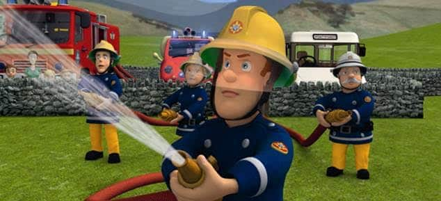Cartoonito UK Fireman Sam Season 10 Premiered Today (15/02/2015)