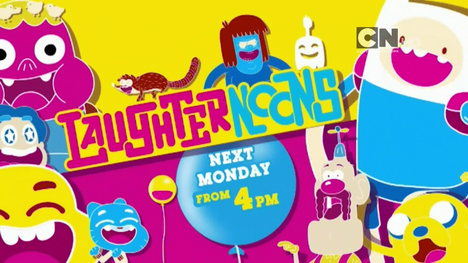 Cartoon Network UK Laughternoons Starts 11th January