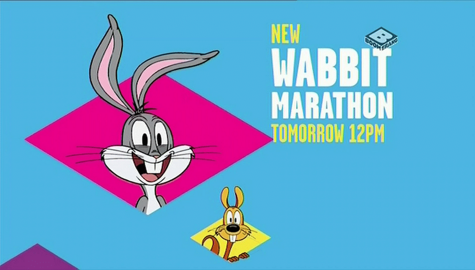 Boomerang UK Wabbit Saturday Marathon