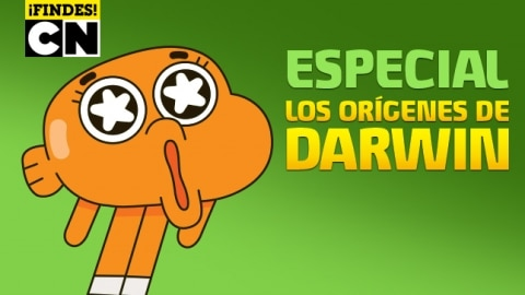 Boing Spain The Origins Of Darwin Premieres This Weekend