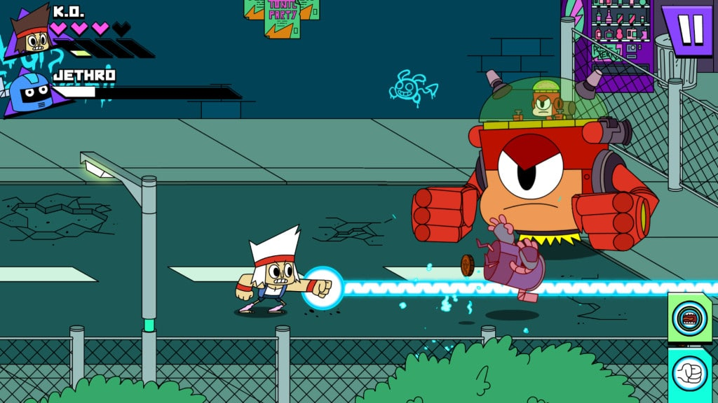 OK K.O.! Lakewood Plaza Turbo Mobile Game Released Today