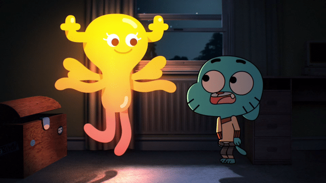 The Amazing World Of Gumball Nominated At British Animation Awards