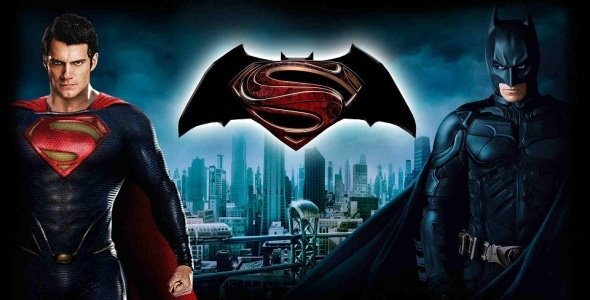 Toonami India Promotes Batman Vs Superman Movie
