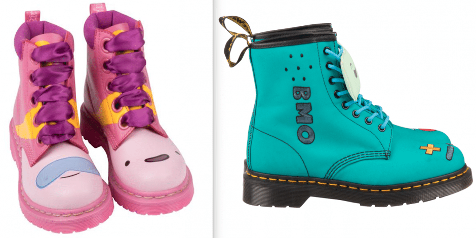 Cartoon Network UK Continues Adventure Time Dr Martens Partnership