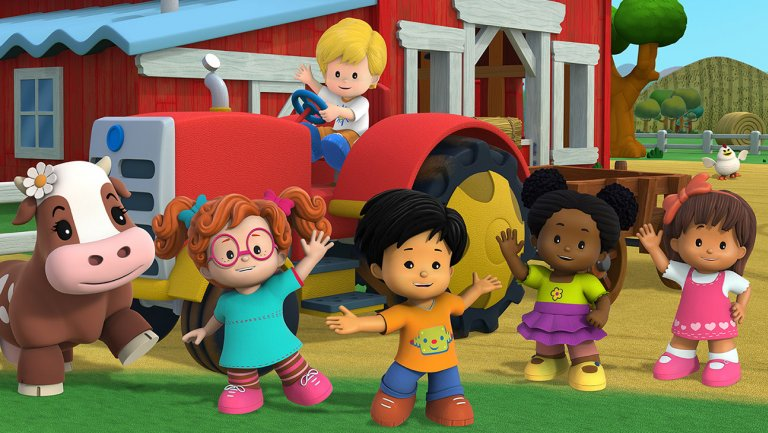 Boomerang UK And Cartoonito UK April 2016 Highlights