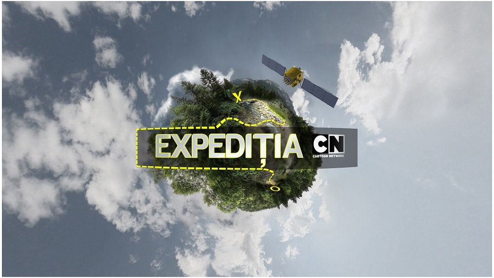 Cartoon Network Romania First Local Production: Expedition