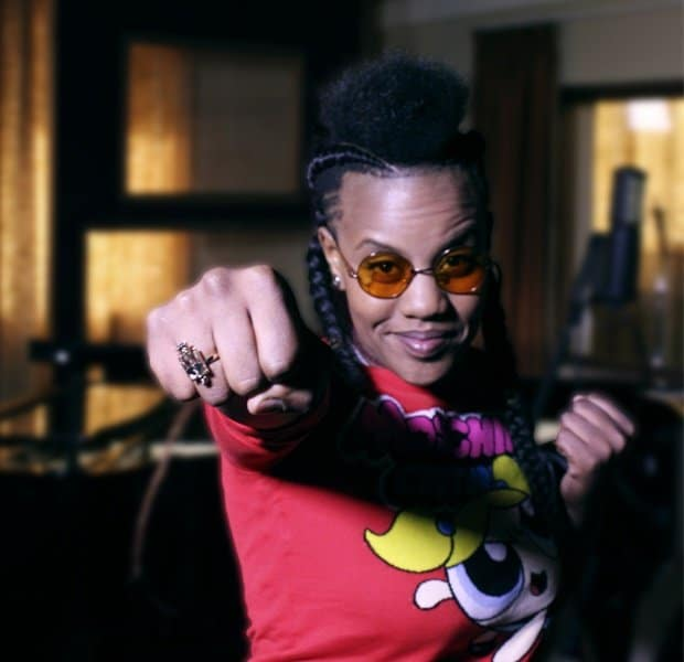 Toya Delazy Creates Theme Song For Powerpuff Girls For Cartoon Network Africa
