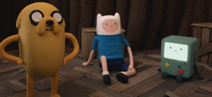 Adventure Time Episode Bad Jubies Wins Annie Award