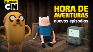 Adventure Time Boing Spain