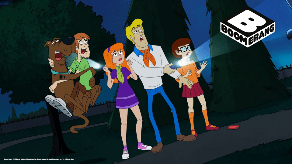 Scooby-Doo Voted UK's All Time Favourite Kids TV Show