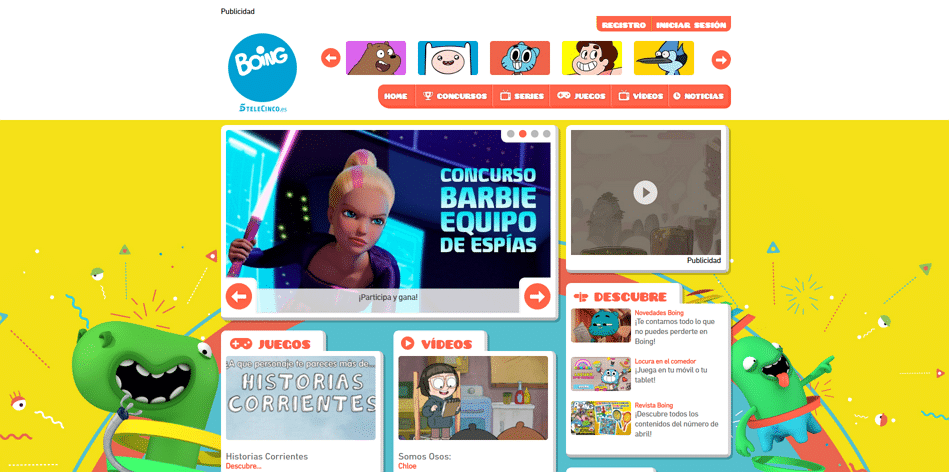 Boing Spain Rebranded Also Early April 2016 Highlights