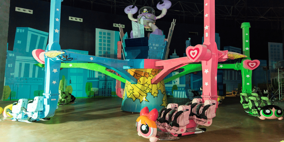 Cartoon Network Zone At IMG Worlds Of Adventure Info Released