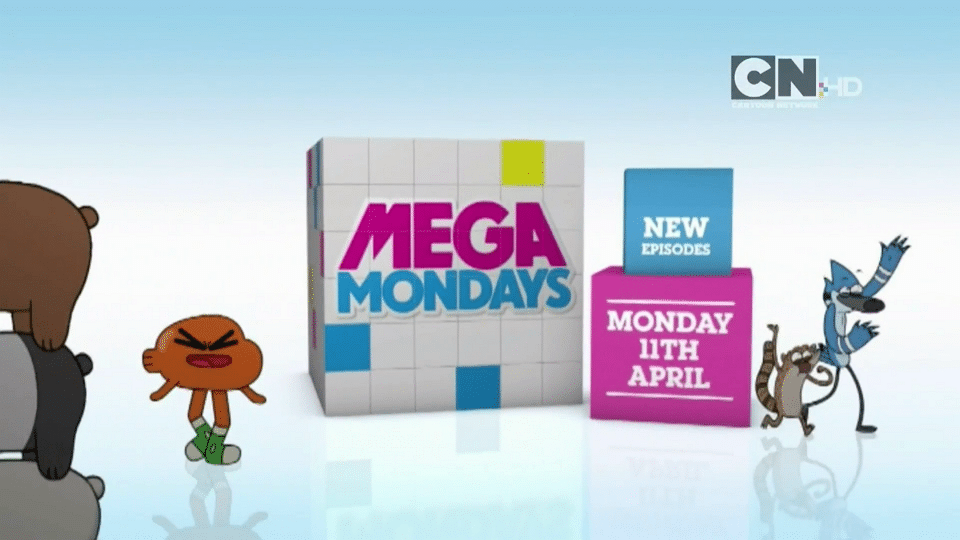 Cartoon Network UK Mega Mondays April 2016
