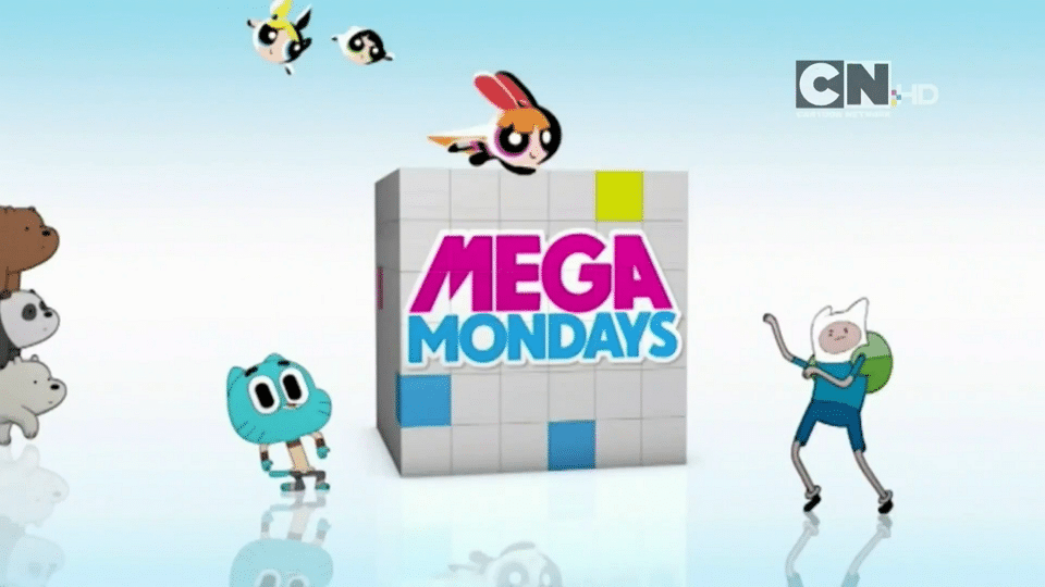 Cartoon Network UK Mega Mondays April 2016 Update