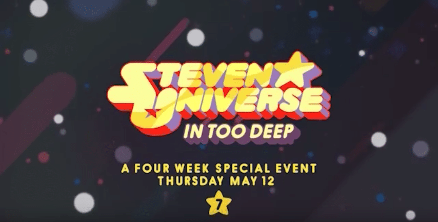 Cartoon Network USA Steven Universe In Too Deep Special Ends Hiatus
