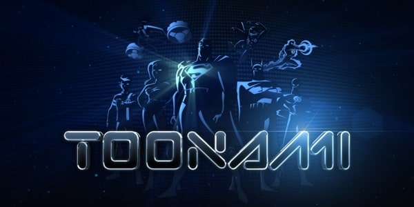 New Toonami Block On Cartoon Network Taiwan