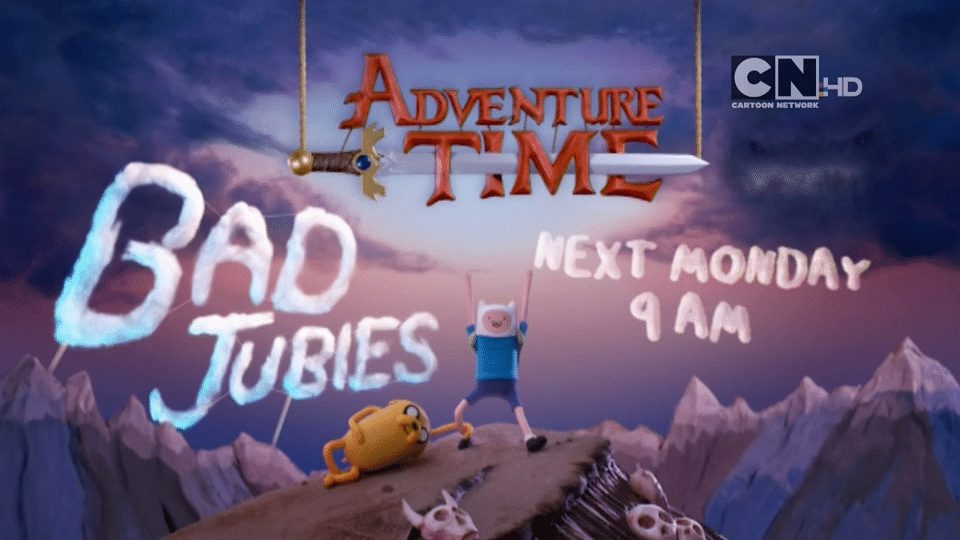 Cartoon Network UK Adventure Time Bad Jubies Special Premieres 30th May