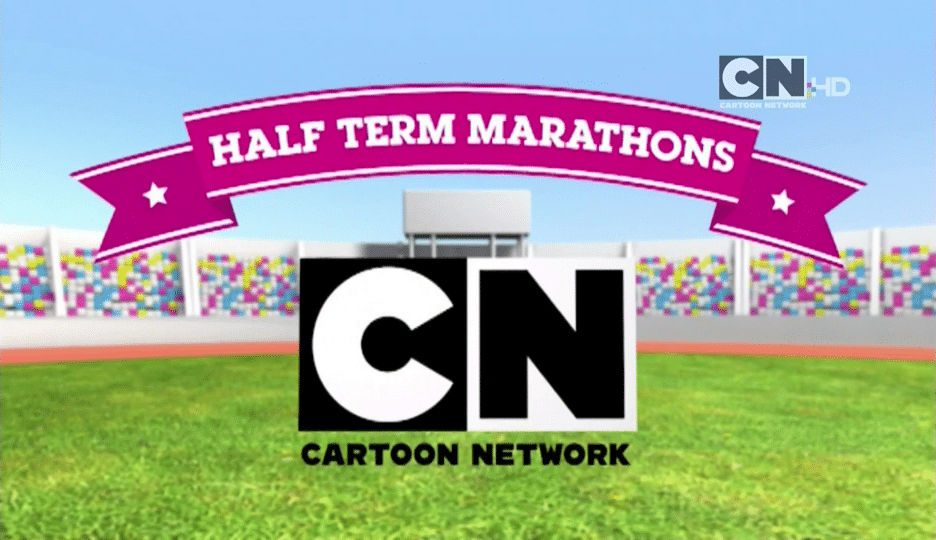Cartoon Network UK Half Term Marathons June 2016
