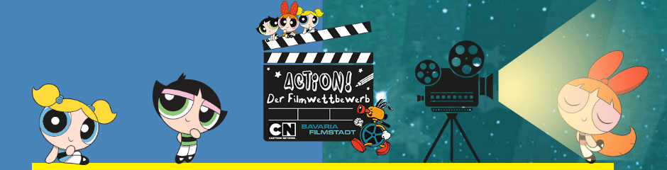Cartoon Network Germany Superhero Movie Competition