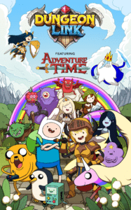 Dungeon Link Adventure Time