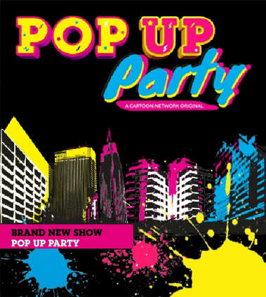 Cartoon Network Africa Pop Up Party New Original Live Action Shorts