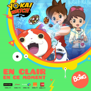 Boing Yo-Kai Watch