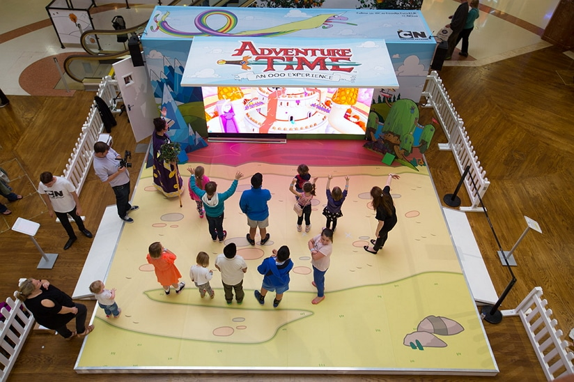 Special Report Adventure Time An Ooo Experience At intu Merry Hill
