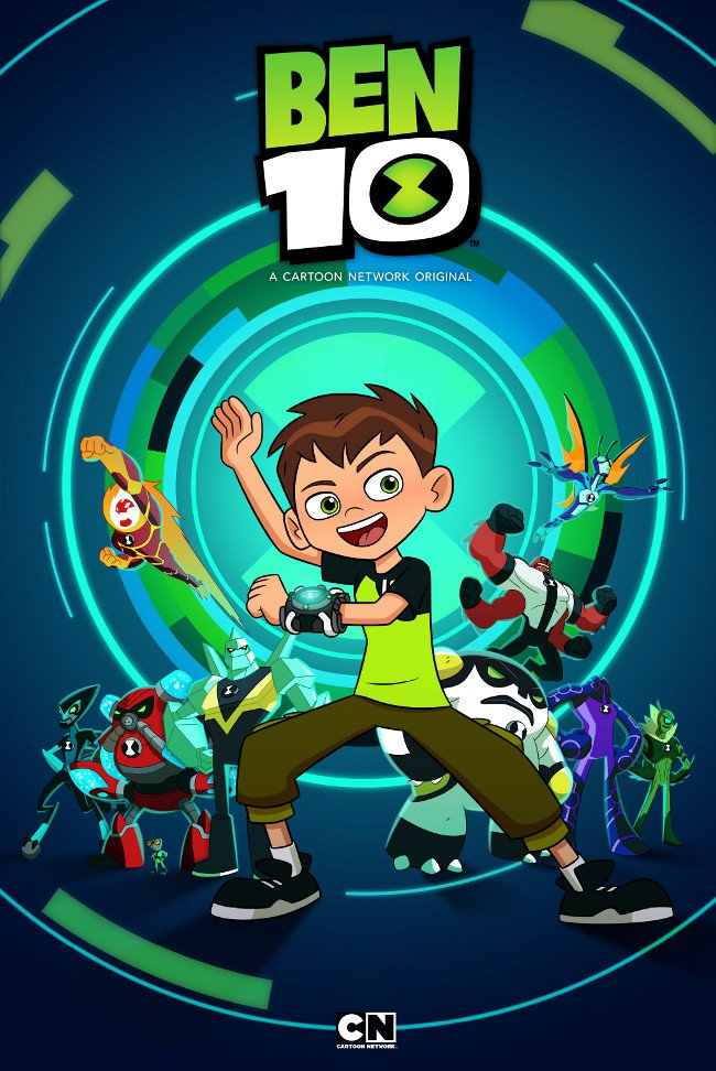 Image Featuring New Ben 10 Reboot Character Designs Released