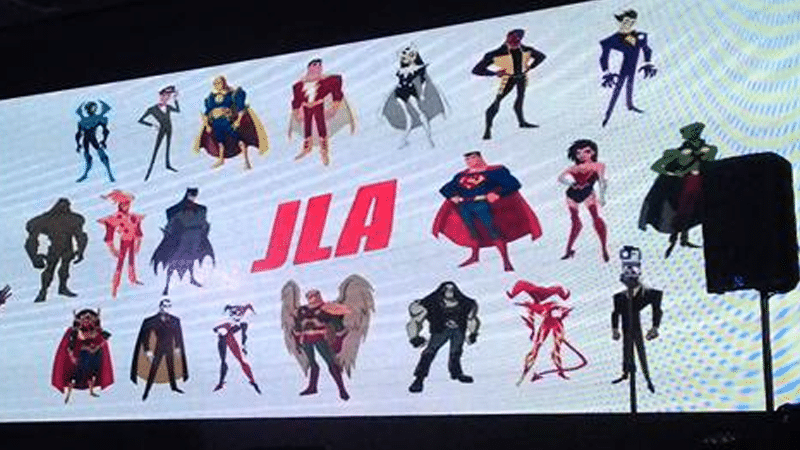 Justice League Action Character Designs Unveiled