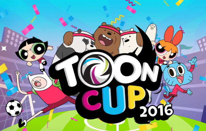 Toon Cup 2016 Online Football Tournament Game