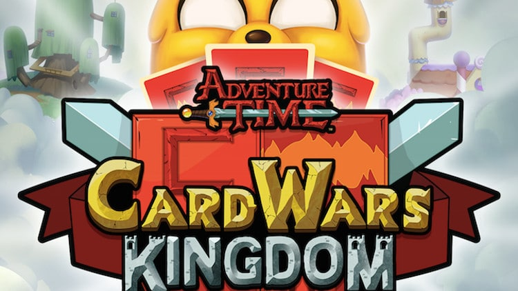 Cartoon Network And Machinima Team Up For Adventure Time Card Wars Kingdom Tournament