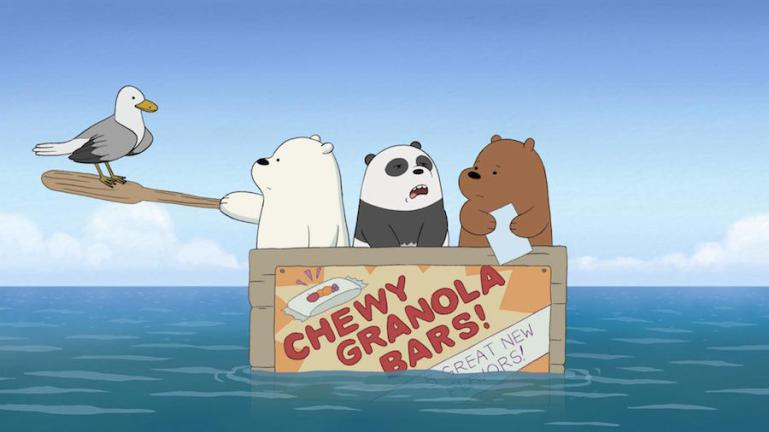 Cartoon Network USA We Bare Bears Week Of New Episodes From 1st August