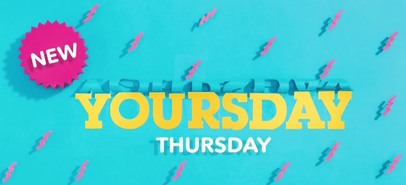 Cartoon Network USA Yoursday Thursday 4th August