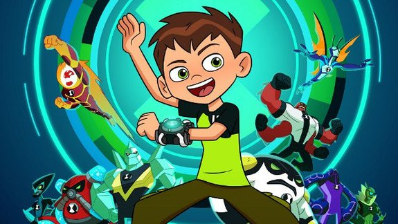Cartoon Network Germany And Cartoon Network Africa Will Premiere Ben 10 Reboot 10th October