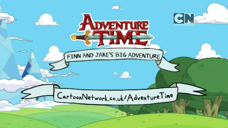 Cartoon Network UK Finn And Jake's Big Adventure Microsite