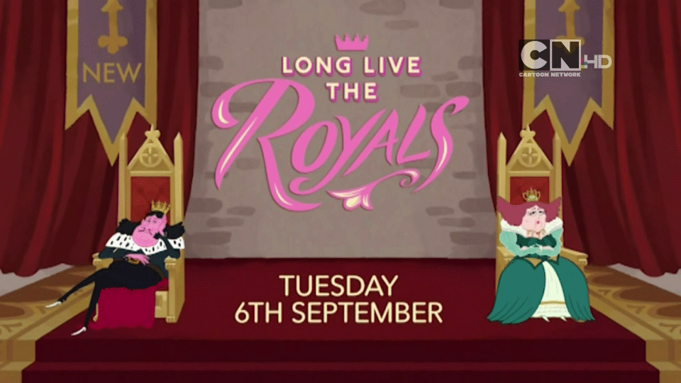 Cartoon Network UK Long Live The Royals Premieres 6th September