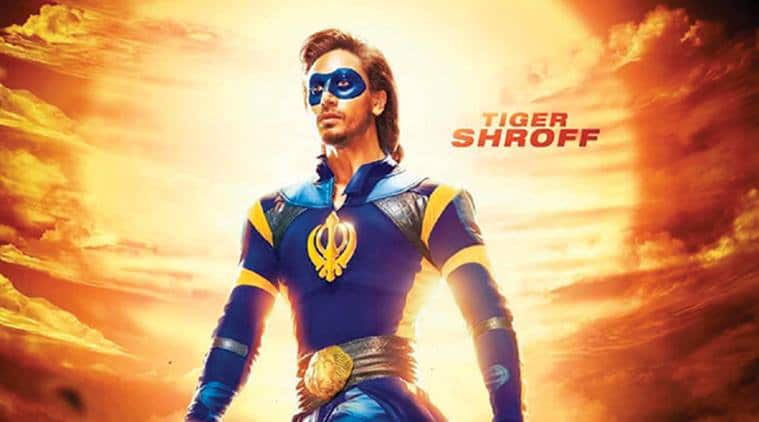 Cartoon Network India Promotes New Bollywood Superhero Tiger Shroff Movie