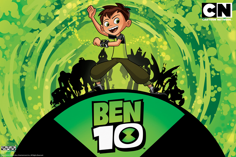 Cartoon Network UK Ben 10 Boys Research Study