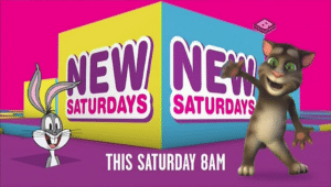 Boomerang UK New Saturdays