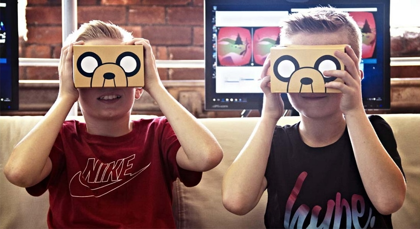 Cartoon Network UK Adventure Time Virtual Reality Game Available From 29th September