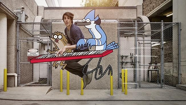 Regular Show JG Quintel Final Season Interview