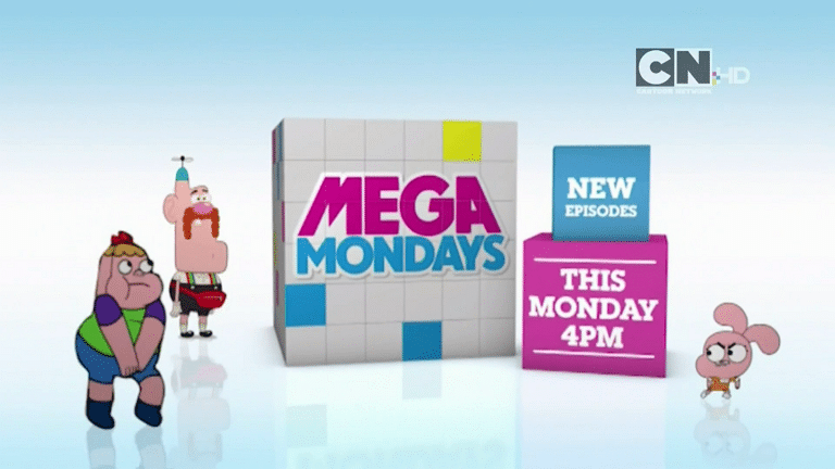 Cartoon Network UK Mega Mondays September 2016