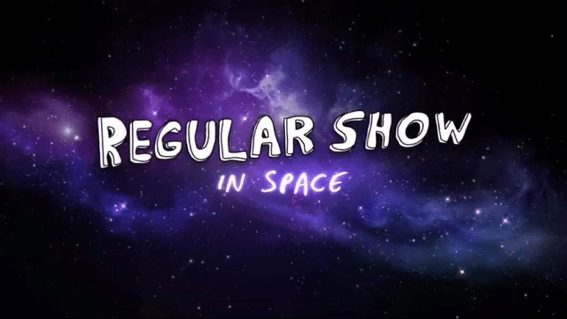 Cartoon Network USA Regular Show One Space Day At A Time Sneak Peek