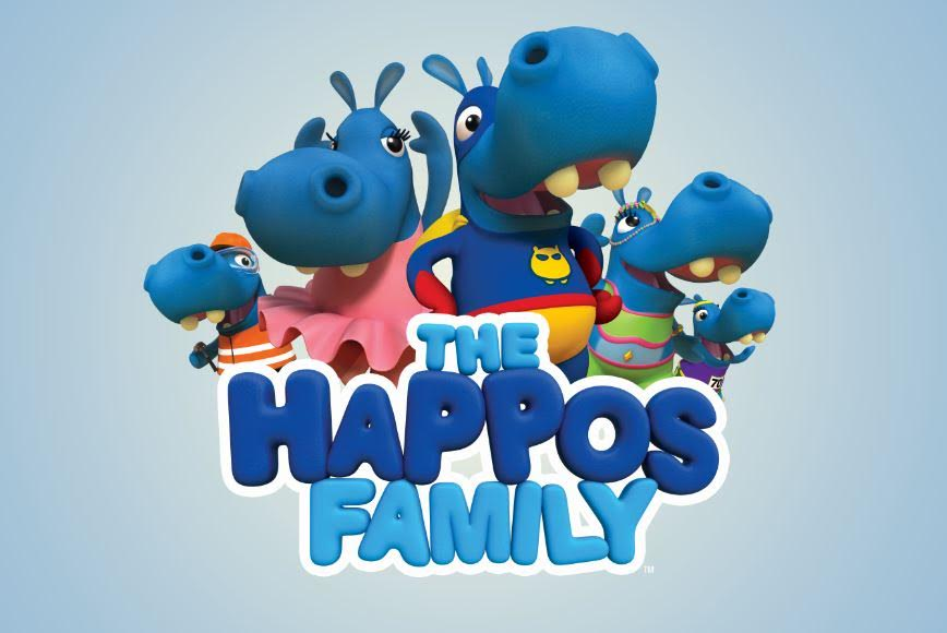 New Show The Happos Family On Boomerang UK In October