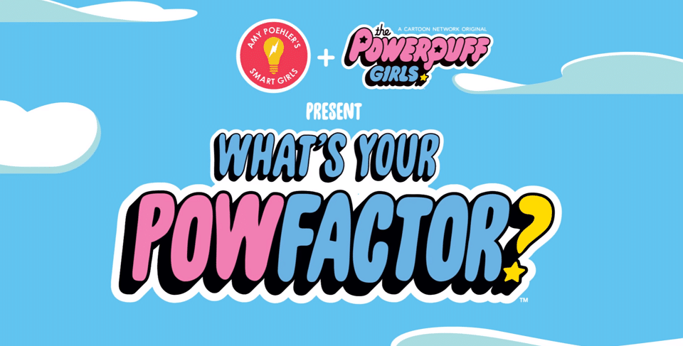 Powfactor The Powerpuff Girls New Global Campaign