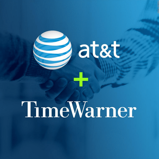 AT&T Buys Time Warner Pending Regulatory Decision
