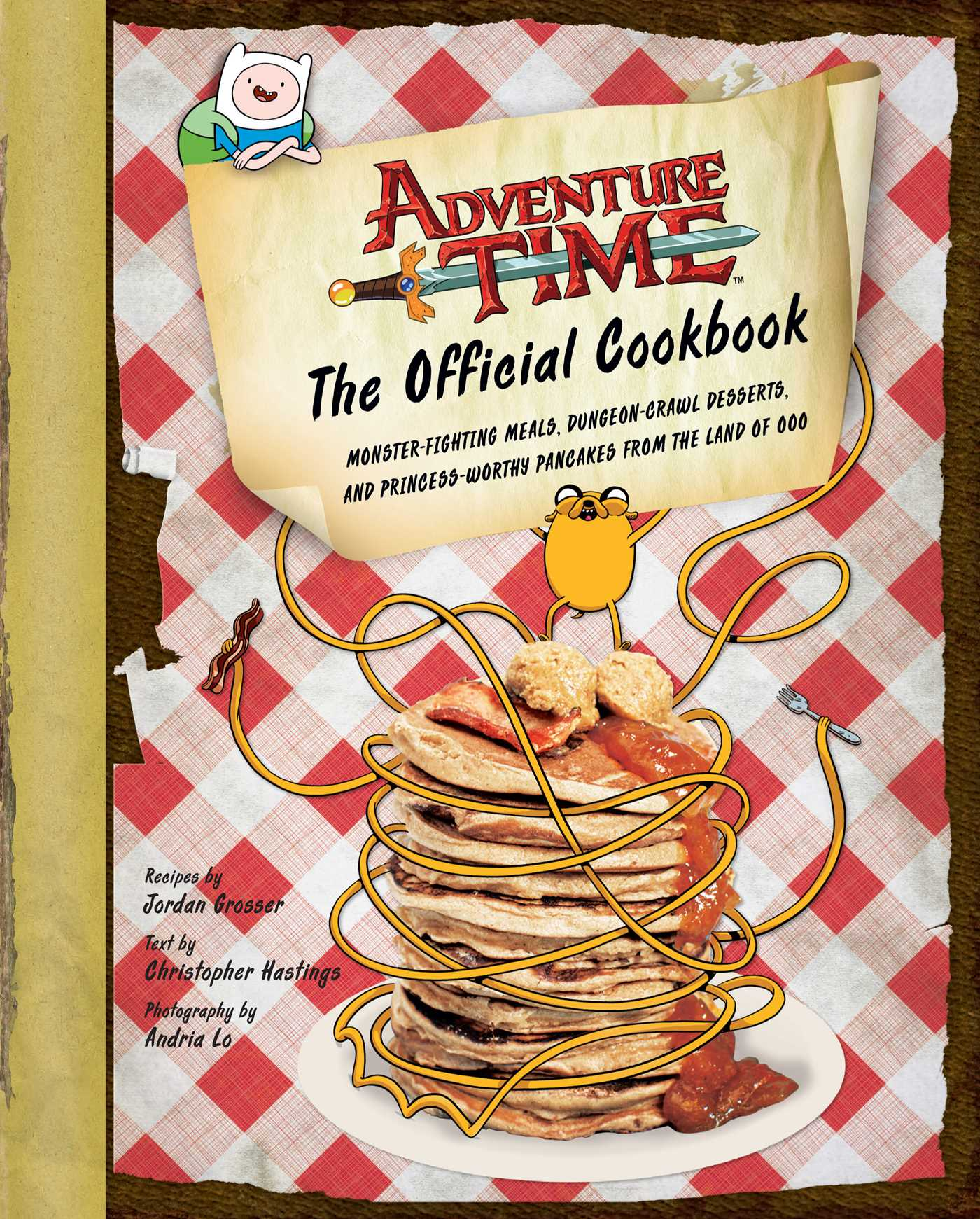 Adventure Time: The Official Cookbook To Be Released In November