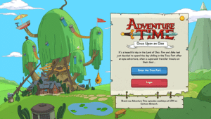 Adventure Time Once Upon An Ooo