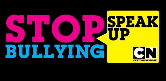 Cartoon Network USA Stop Bullying Speak Up October 2016