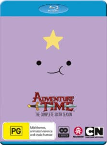 Adventure Time Season 6 Blur